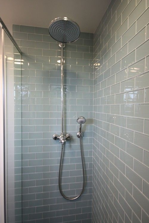 Glass tile With its help you can easily create a stylish and unique interior.