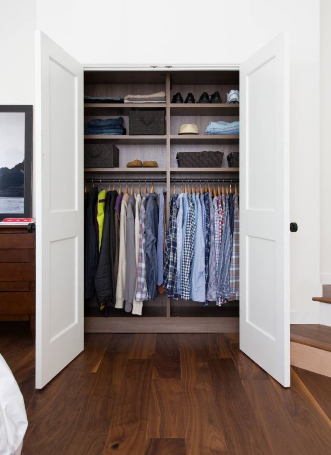 10 Top Secret Decorating Tips for Selling Your Home. Stairway side closet