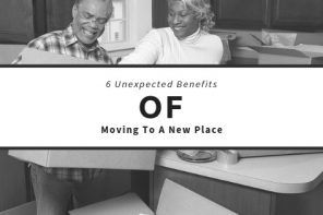6 Unexpected Benefits Of Moving To A New Place