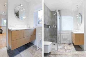 Small Space Bathroom Renovations and Arrangement Secrets