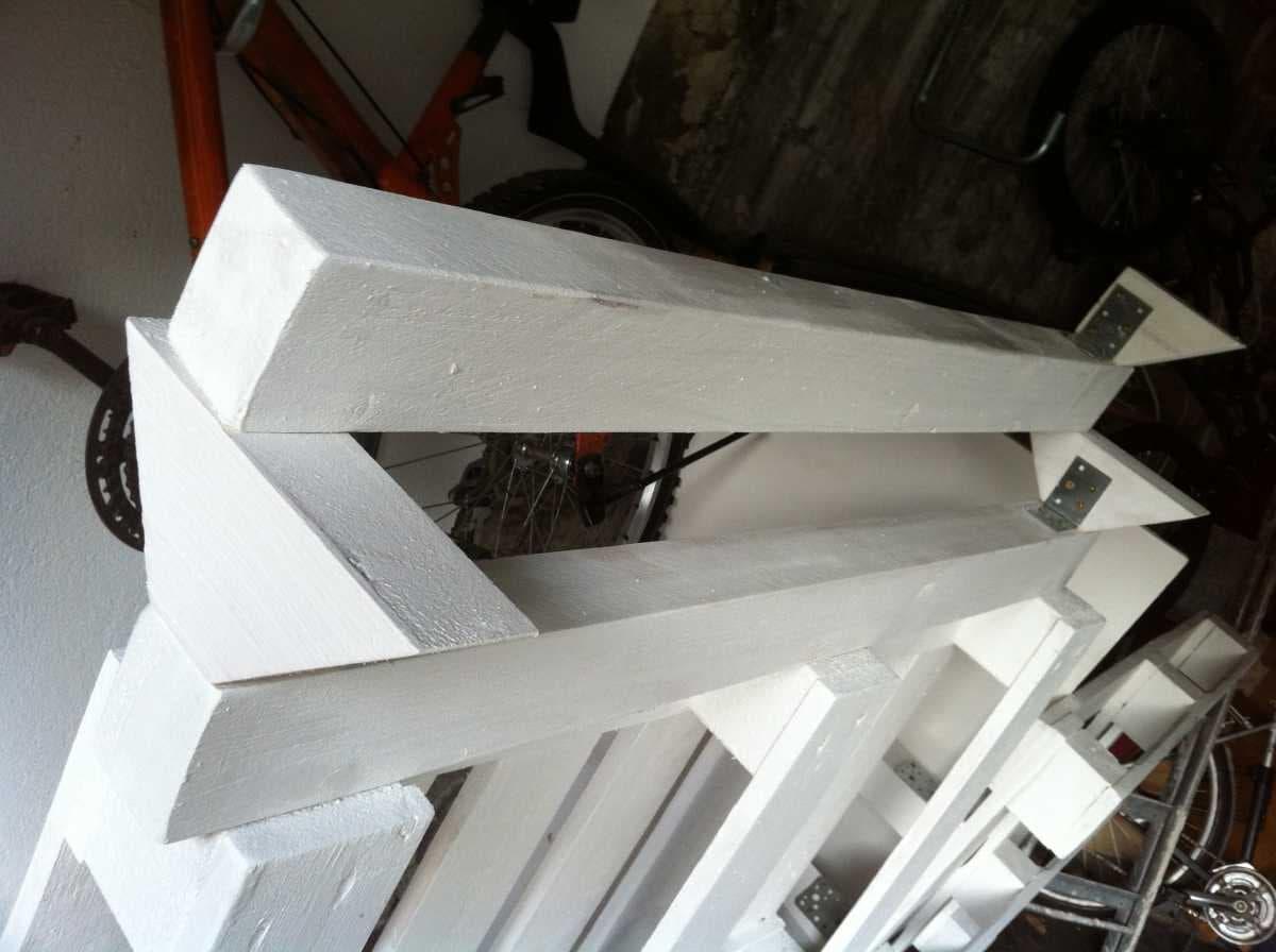 Corner sofa DIY assembling: step 8