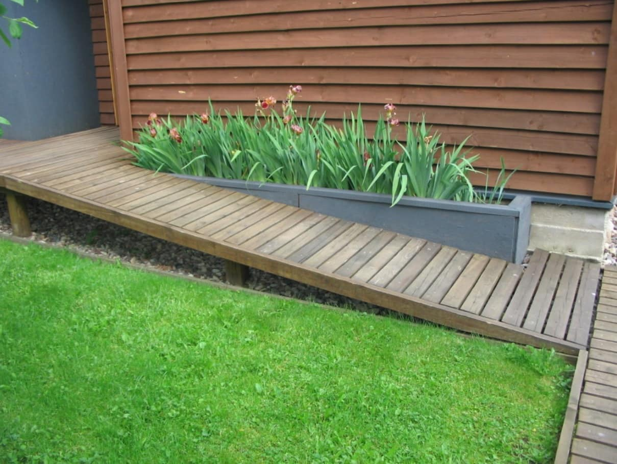 How To Make a Property More Disability-Friendly. Access ramp at the village cottage
