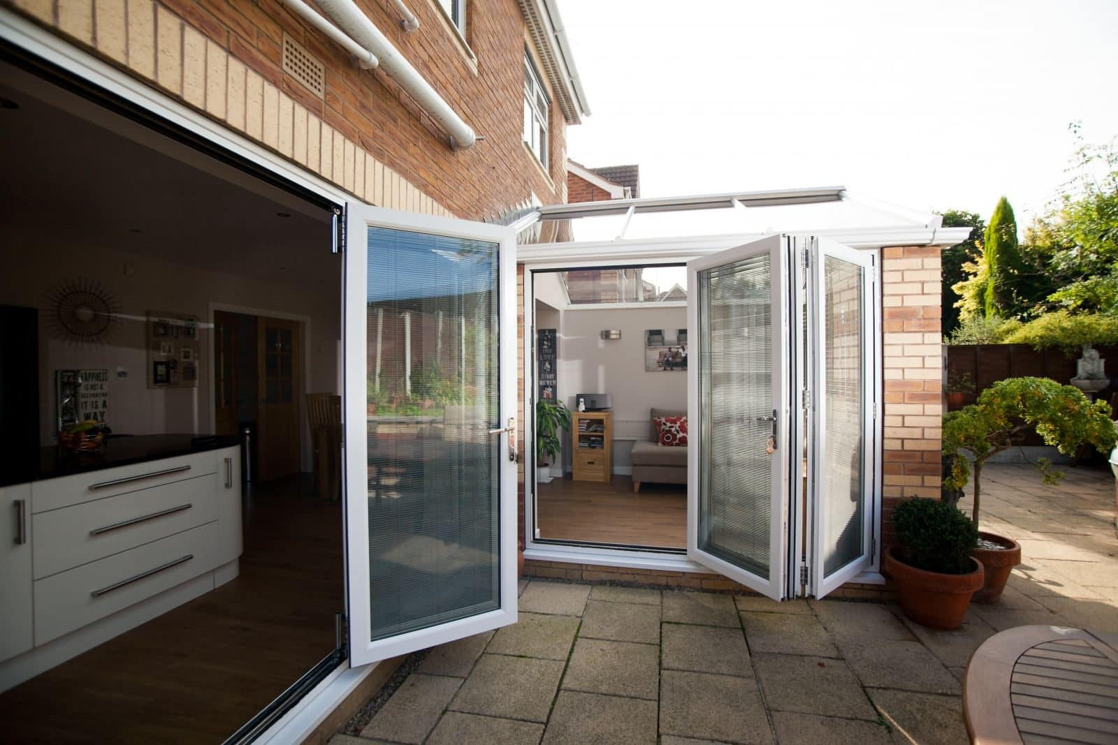 How To Make a Property More Disability-Friendly. Glass extended doors