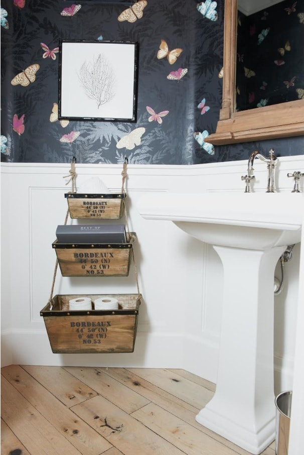 Modern Design Ideas You Can Make Yourself. Rope Baskets