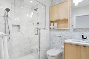 Ensuite Bathroom as the Way to Organize Space