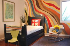 Kids Room Paint Creative Design Ideas