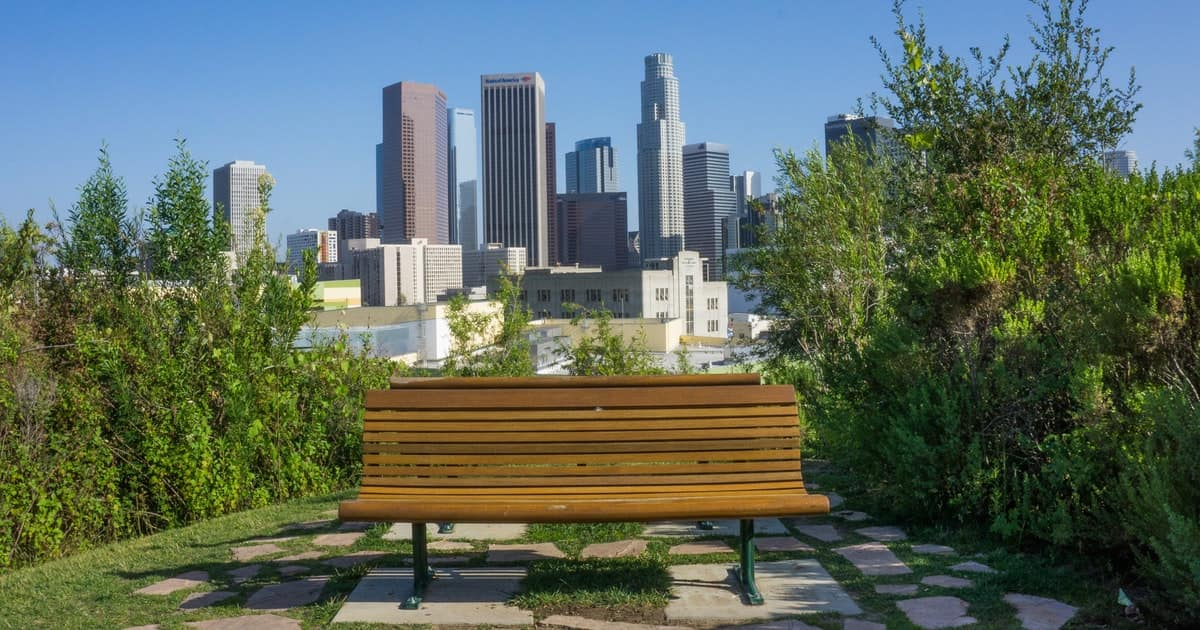 Best Los Angeles Picnic Spots. Vista Hermosa Natural Park