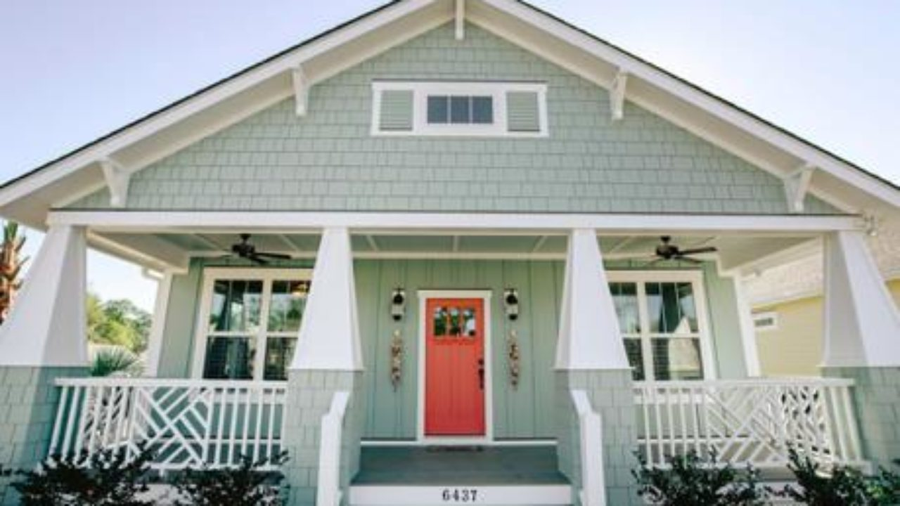 5 Super Trendy Exterior Paint Colors For Your House Small Design Ideas