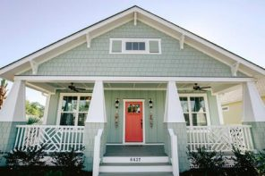 5 Super Trendy Exterior Paint Colors For Your House. Olive colored exterior