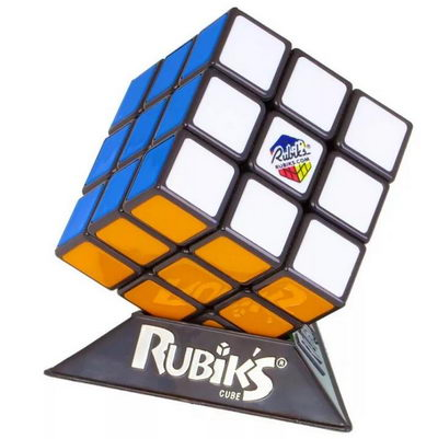 Reincarnation of Unrepeatable: 70s-80s Interior Design in Modern Interiors. Rubik's cube