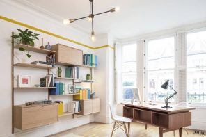 Power and Productivity: Home Office Decorating Ideas that Make Sense. Organized space