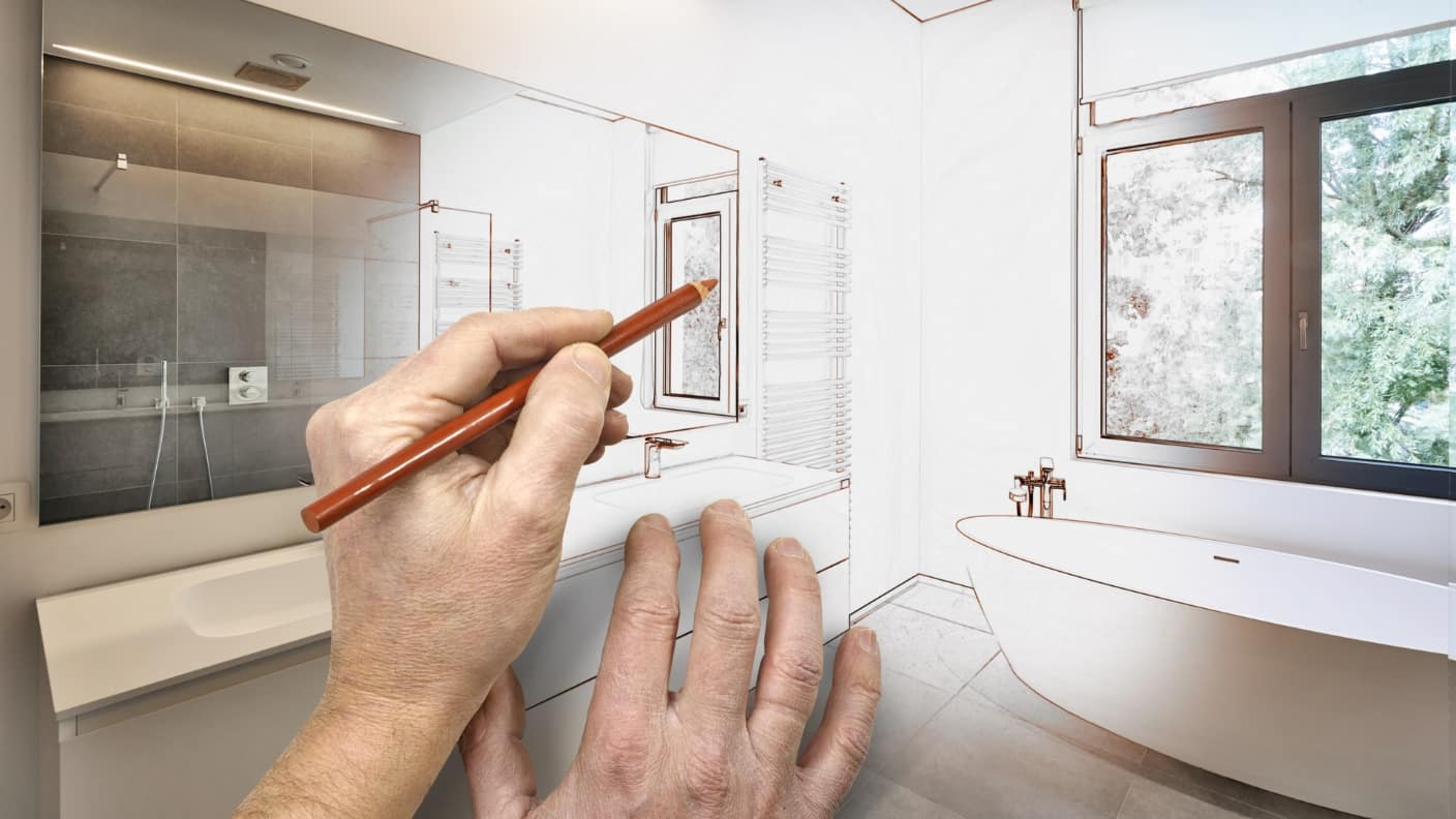 5 Design Ideas that will Make Your Bathroom Beautiful. The design project of the future bathroom