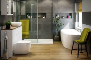 5 Design Ideas that will Make Your Bathroom Beautiful
