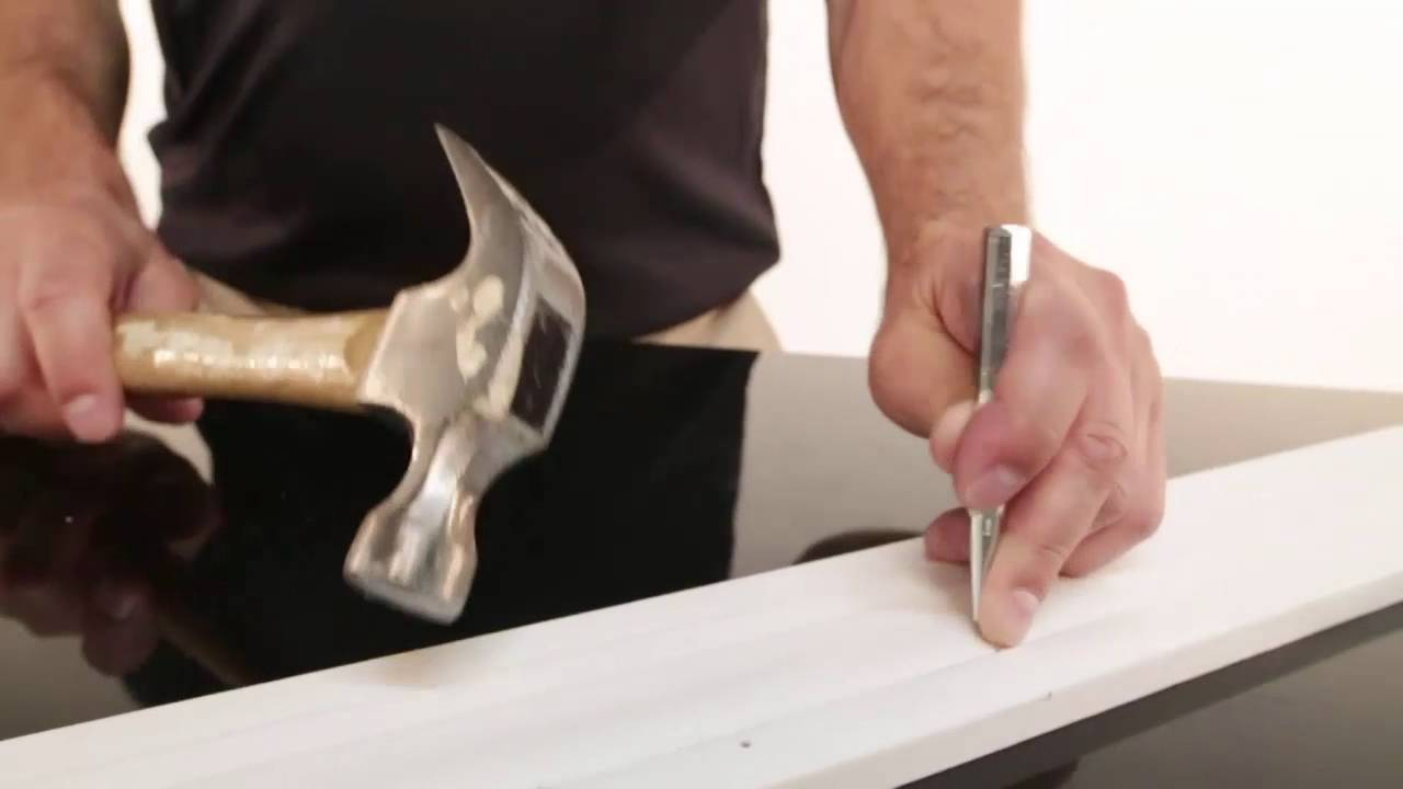 Must-Have Tools for a DIY Metal Building Project. Nail punch