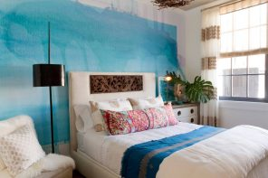 New Homeowner? Top 3 Places You Should Focus Your Design Efforts. Artisitcally decorated bedroom