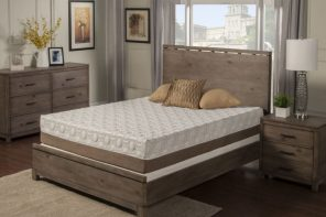 Health Advantages of a Cool Memory Foam Mattress. King size bed for classic bedroom