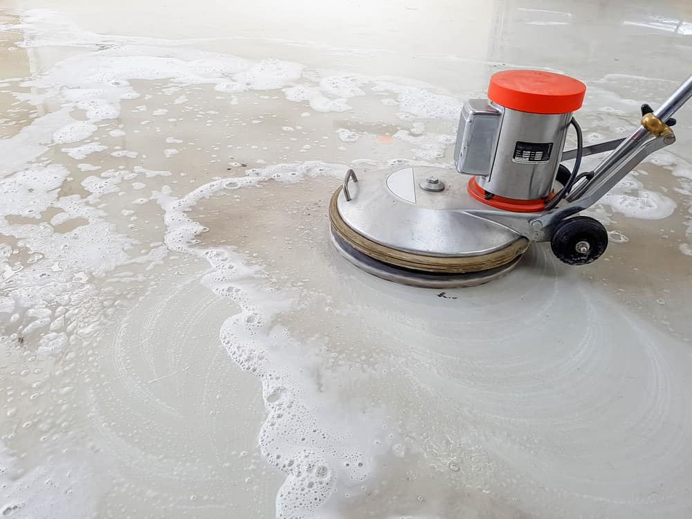 Advantages of Having Concrete Floor Coatings. Floor washing