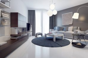 Advantages of Having Concrete Floor Coatings. Marvelous modern interior