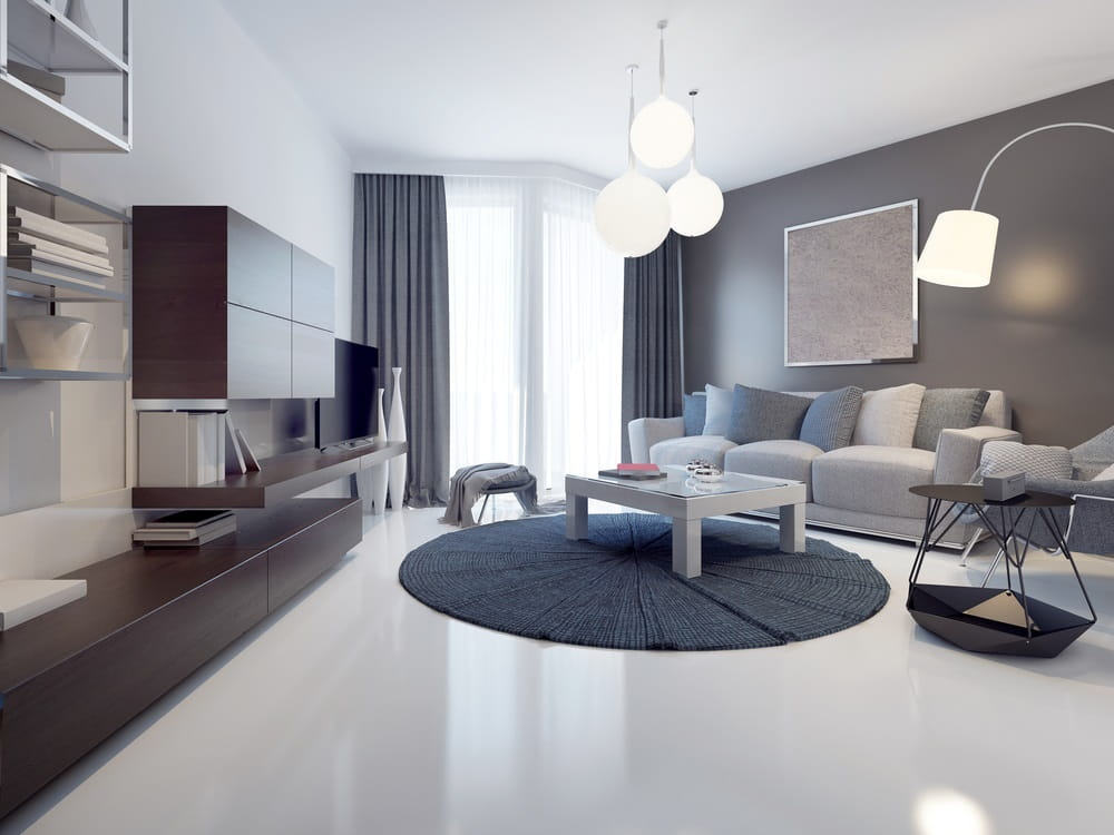Advantages of Having Concrete Floor Coatings. Marvelous modern interior