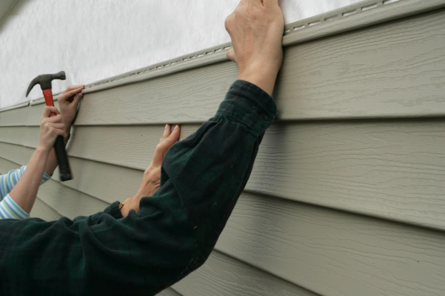 The Different Types of House Siding: How They Compare and Contrast. Vinyl exterior finishing