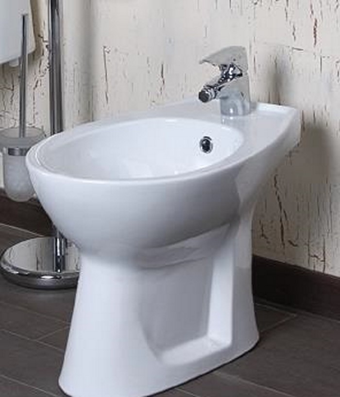 The History of Bidet: Is It Necessary Attribute or a Gimmick? Modern bidet with the tap