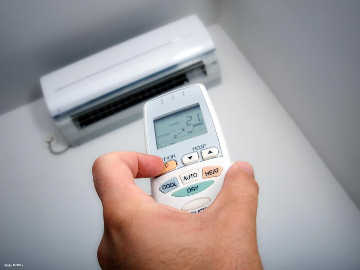 Air Conditioning: Three Common Problems and Troubleshooting Tips. Turning on the AC