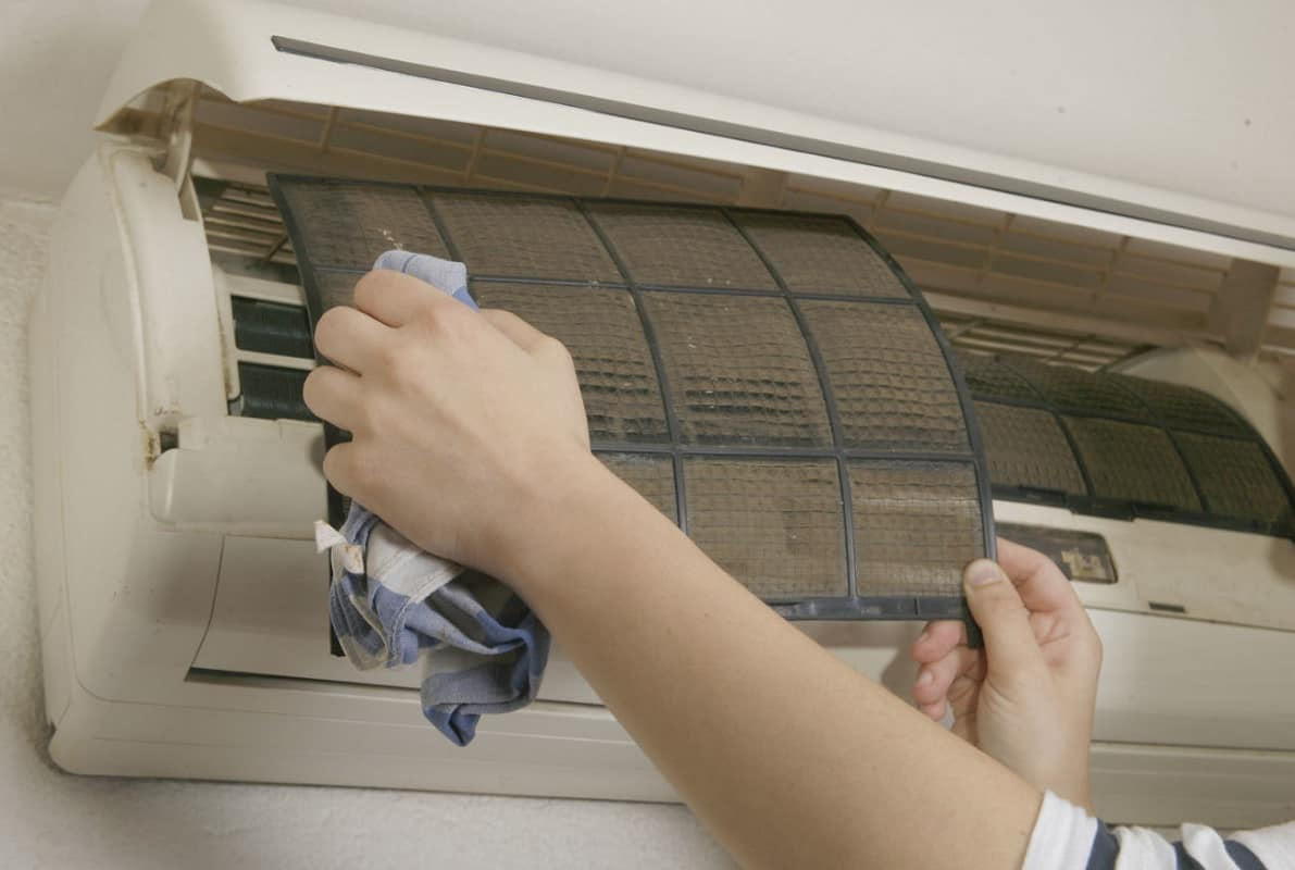 Air Conditioning: Three Common Problems and Troubleshooting Tips. Filter changing