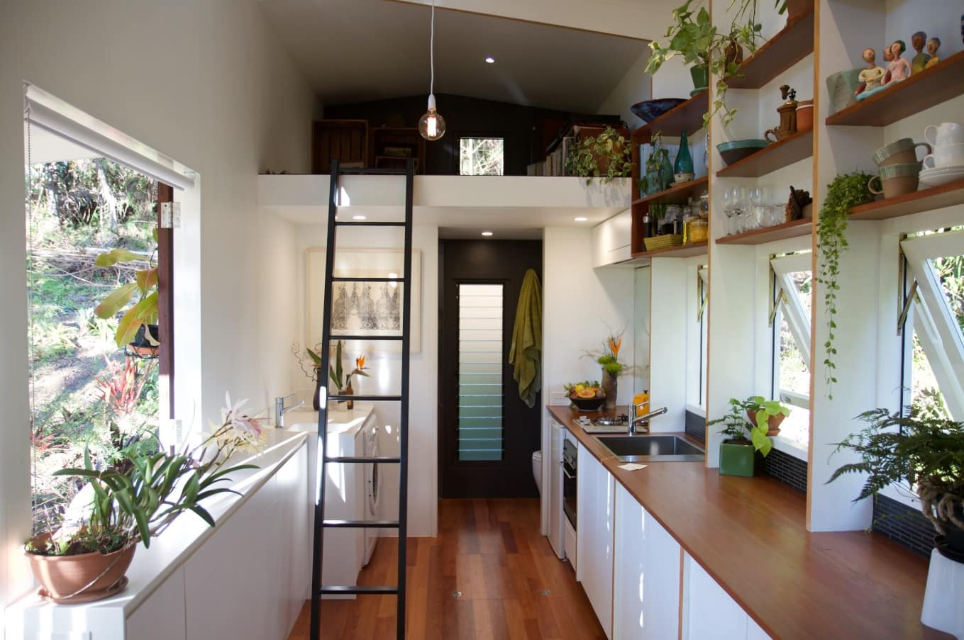 Tiny Home Interiors that Can Inspire Making Your Space more Functional. A whole common space concept of the small house