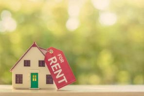 How to Protect Your Beautiful Home from Tenants. The house for rent in miniature