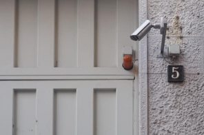 5 Tips in Choosing the Best Security Camera for Your Home. The surveillance digital camera on the facade