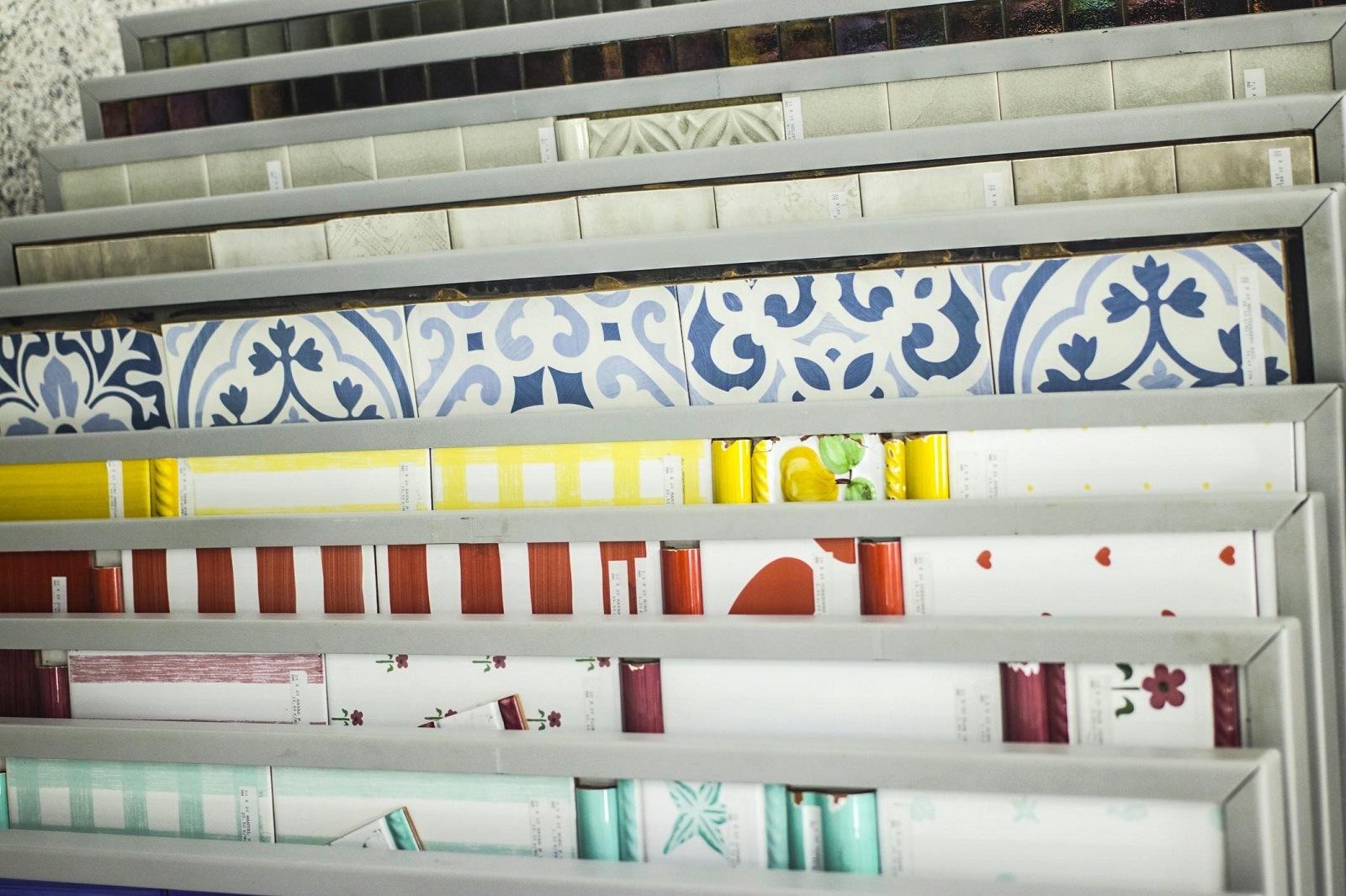 How it's Made: The Journey of the Tile. The process of manufacturing and the assortment of tile