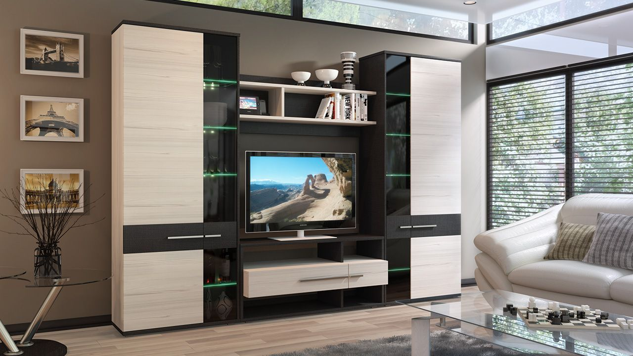 Great example of modern furniture design for living room