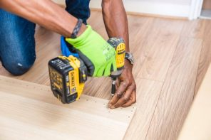 Top Tools You Need For Basic Home Repair. Screwdriver to perforate the laminate