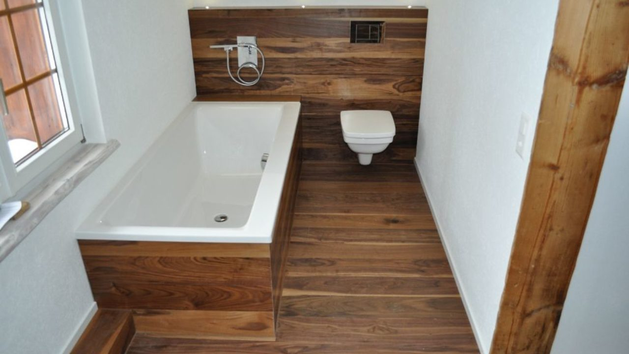 Pros And Cons Of Installing Laminate Flooring In Bathroom