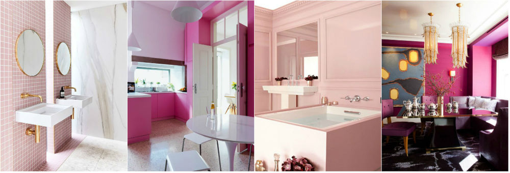 The psychological effect of pink is soothing, reducing aggression, relaxing and relieving nervous tension.