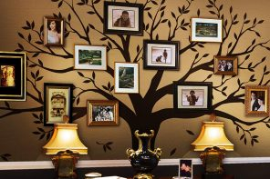 Tree wall decals and tree murals some beautiful ideas for your interior