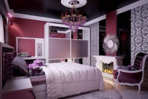 Big Girl Room Interior Design and Decoration Ideas