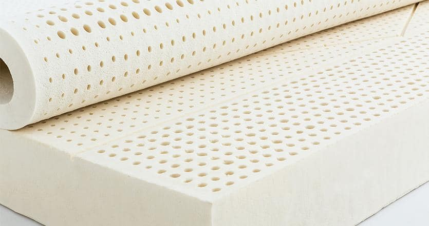What Kinds of Mattresses Are Best for Health? Latex mattress