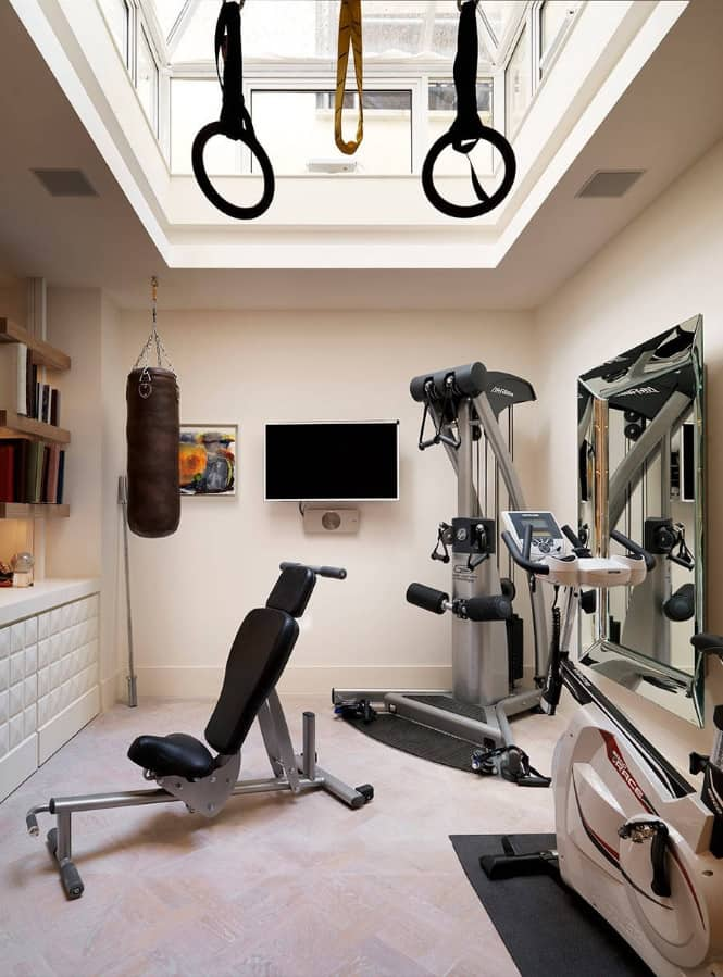 How To Build A Cheap And Effective Home Gym