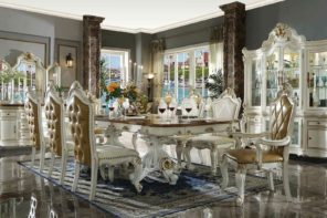 The Most Impressive Luxury Dining Room Sets
