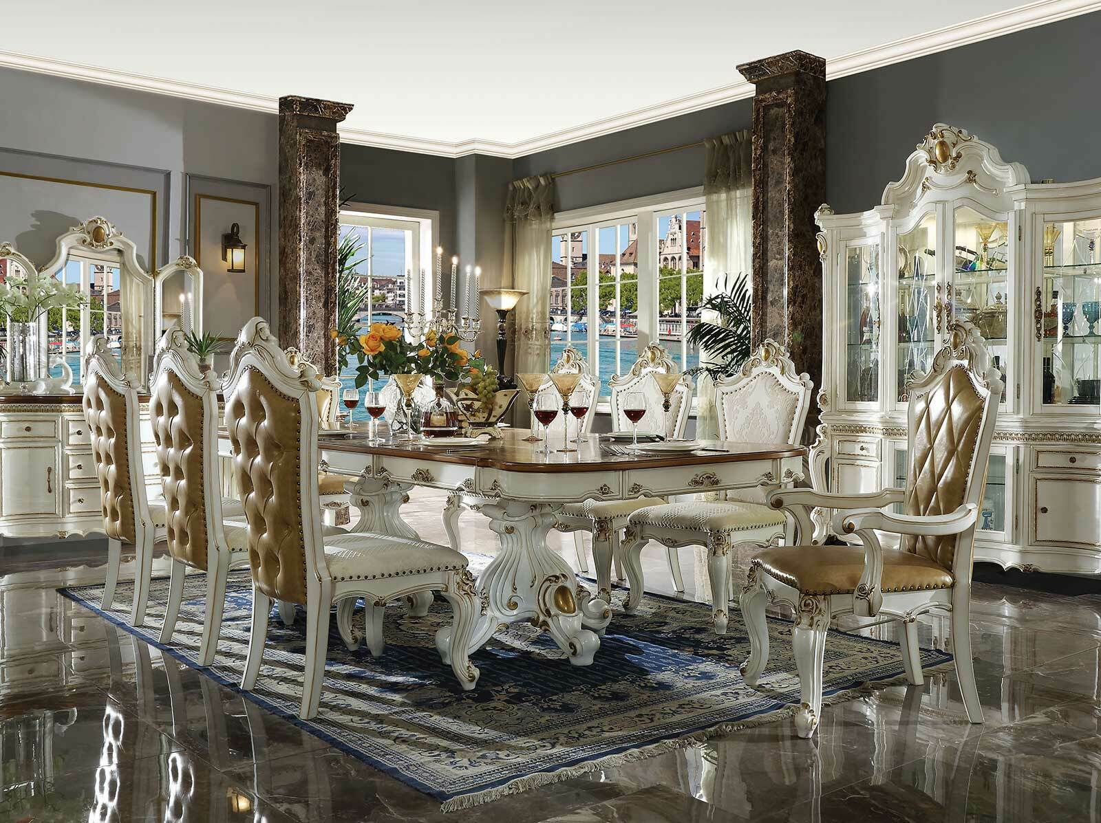 Most Impressive luxury dining room set: dreams come true
