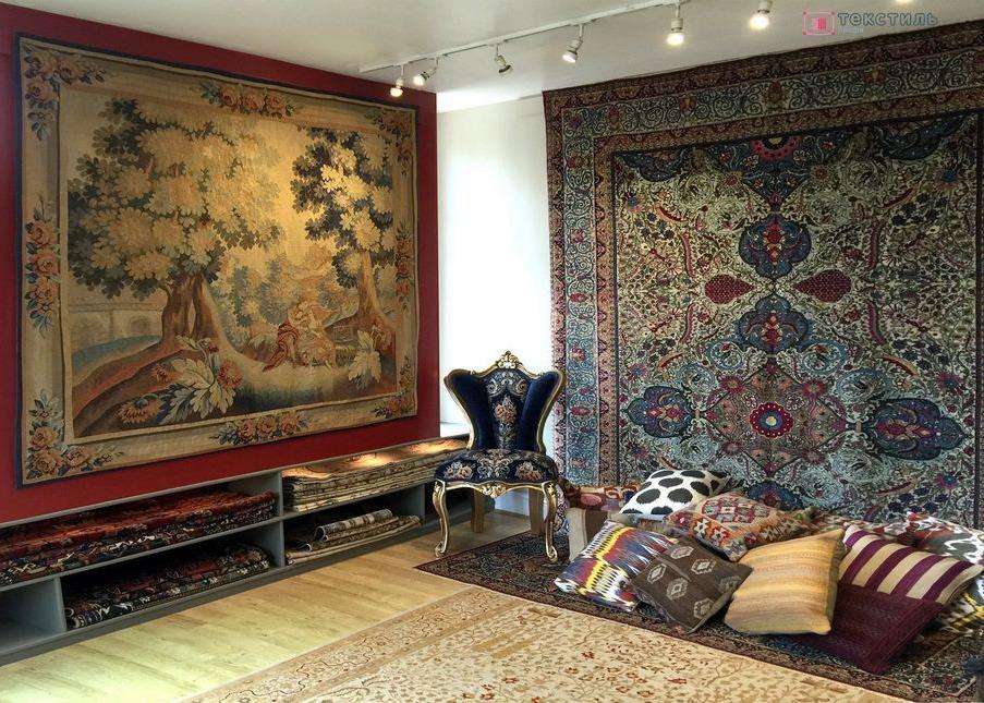 Great oriental interior design example