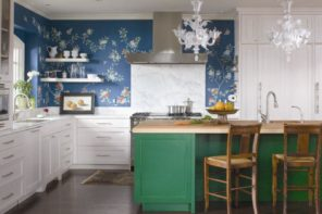 10 Best Kitchen Walls Design Ideas