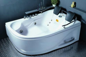 Which Bathtub is Better to Choose: Cast Iron, Acrylic or Steel?
