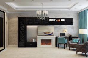 Interior Design Styles Favorites: Which One Best Fits Your Lifestyle? Dark wooden furniture set for Classic living room