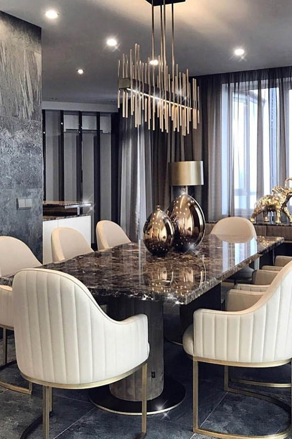 The Most Impressive Luxury Dining Room Sets - Small Design ...
