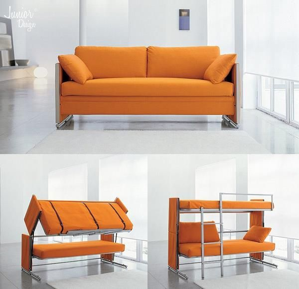 Yellow transformer bed