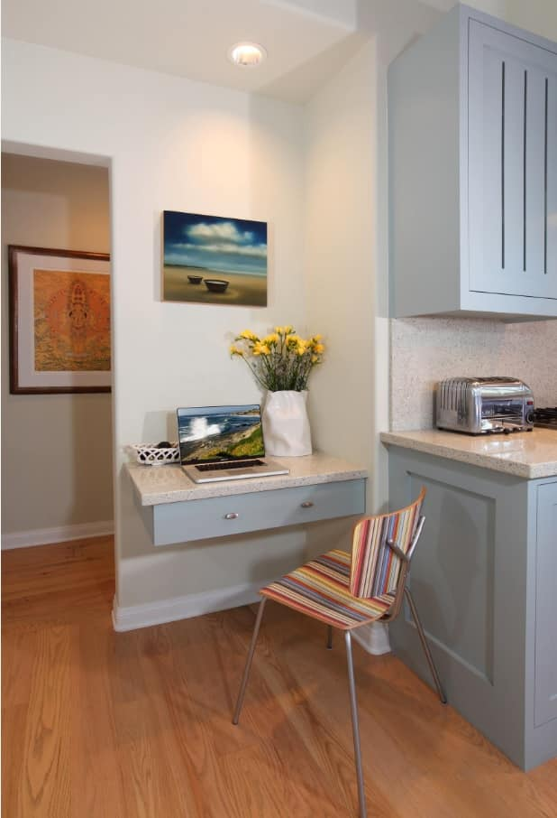 10 Tips on Remodeling Kitchens for New Homeowners. Improvised working space