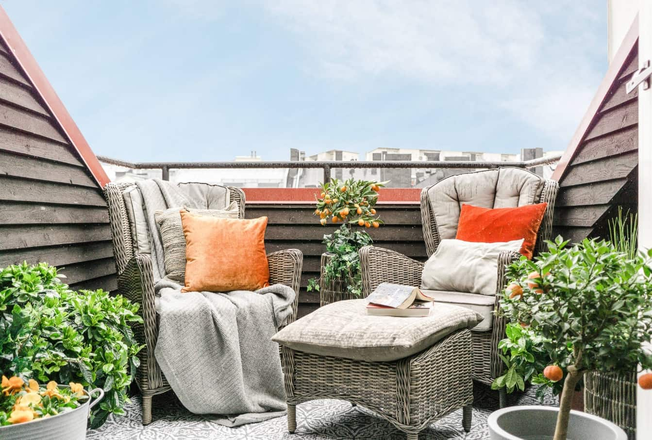 5 Tips for Adding a Balcony to a House. Utter coziness at the top open balcony