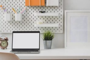 3 Ways to Organize Your Space to Feel Better. Increasing the productivity with neat designed workspace